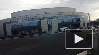 В петербурге прошли соревнования по дрифту