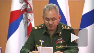 Шойгу рассказал о войсках США и НАТО у границ России