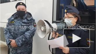 Судебные приставы выселяют всех жителей захваченного монастыря на Урале