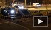 Видео: На Софийской улице машины провалились под асфальт из-за прорыва трубы
