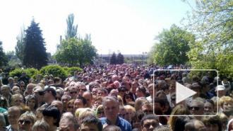 Последние новости Украины 13.05.2014: Донецк и Луганск объединяются, как будет выглядеть карта Украины после референдума