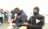 Африканцы с барабанами. Во Фрунзенском районе боролись с расизмом