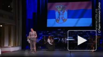 Президент Сербии Александр Вучич поздравил граждан с Днем Победы на русском языке