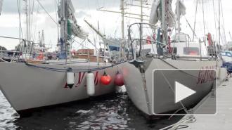 Петербург принимает Морской фестиваль