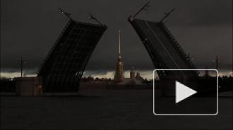 Опубликован график разводки мостов Петербурга в 2019 году