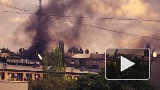 Миссия ОБСЕ на Украине: Шахтерск вымер, в Донецке еще работают банки
