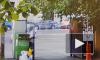 Мотоциклист перелетел через машину в результате ДТП на Ваське