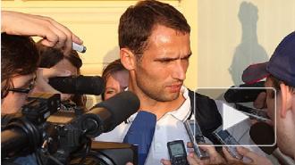 Широков получил новую травму и не смог дебютировать за Спартак