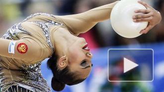 На ЧМ по художественной гимнастике 2013 оконфузились с гимном