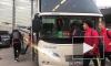 Видео: сборная Бельгии по футболу прибыла в Петербург