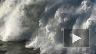 Благодаря Святому Иуде бразильский серфер установил мировой рекорд