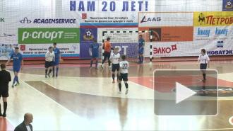 Мемориал Степанова завершился турниром петербургских команд