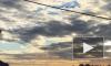 В небе над Петербургом пролетели боевые самолеты: прошла репетиция парада Победы