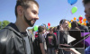 """""""Радужный флешмоб"""" в Петербурге: активисты отмечают снижение гомофобии в России"""