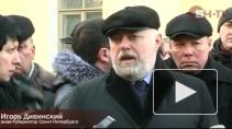 Игорь Дивинский интересуется мнением петербуржцев о благоустройстве Апраксина двора