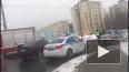 Очевидцы: парень бился в конвульсиях после ДТП в Автово