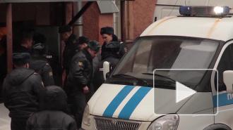 В Москве полиция застрелила вооруженного мужчину