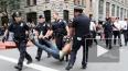 В Нью-Йорке задержаны более 80 протестующих против ...
