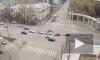 Камера видео наблюдения сняла ужасное ДТП в Челябинске