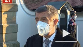 Премьер Чехии поспорил с президентом о двух версиях взрыва во Врбетице
