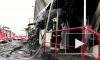 Пожар на проспекте Народного Ополчения ликвидировали спустя несколько часов
