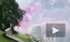 Видео: в Петергофе отметили Весенний праздник фонтанов