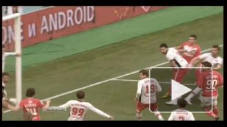 Спартак обыграл Амкар со счетом 2:0