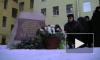 Слёзы Анатолия Чубайса на открытии памятного знака Михаилу Маневичу