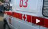 На Английской набережной у здания прокуратуры пырнули ножом в живот приезжего: потерпевший погиб