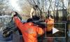 Видео: в Сибири девушка утопила свою машину в луже на дороге