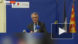 Прокурор Франции подтвердил личность напавшего на церковь в Ницце