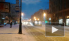 В Петербурге ноябрь начнется гололедицей на дорогах