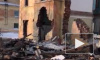Видео из Омска: рухнул аварийный дом