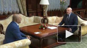 Лукашенко: Минск не хочет плохих отношений с Киевом
