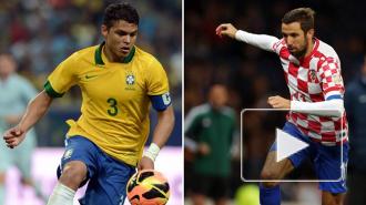Обзор матча Бразилия - Хорватия и видео голов