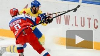 Еврохоккейтур, Россия – Швеция, 4 мая 2014: счет 2:0 в пользу шведов
