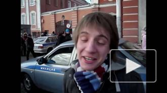 Сообщение о бомбе освободило от занятий. Эвакуация в СПбГУ