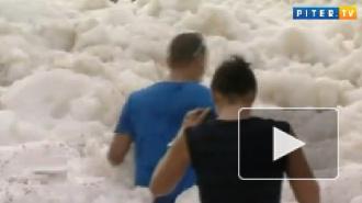 Австралию затопило пеной, 4 человека погибли