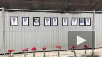 """Организатор мемориала памяти врачам Петербурга: """"Идет война, погибают врачи, память о них должна быть сохранена"""""""