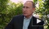 Уровень доверия Владимиру Путину за два года снизился почти в два раза