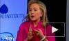Хилари Клинтон: Протесты в России - не происки США