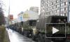 В Москву вводят подразделения внутренних войск