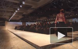 Показ-пьеса на Aurora Fashion Week