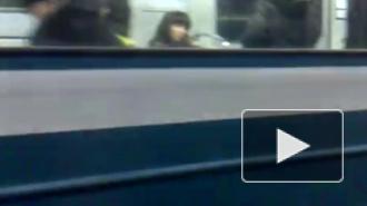 """Петербуржец избил женщину-полицейского на станции """"Площадь Восстания"""""""