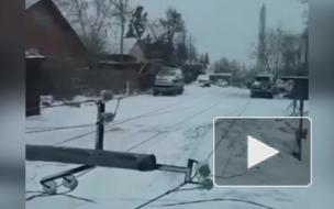 В Петропавловске-Камчатском из-за ветра отменили занятия в школах