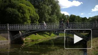 """В """"Мостотресте"""" рассказали, куда исчезают с мостов Петербурга """"замки любви"""""""