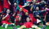 Травмированный Роналду следил за победой Португалии со скамейки