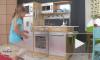 офигенный детский кухонный набор
