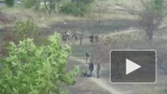 Новости Новороссии: расстрел бойцами нацгвардии подростков в Мариуполе попал на видео