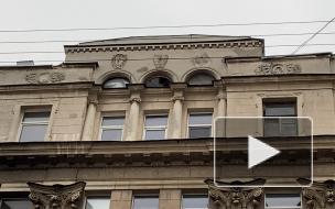 С фасада доходного дома Зиновьева на 8-й Советской пропали маскароны